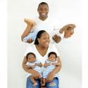 Photo de Famille avec jumeaux