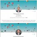 bannière LinkedIn créative