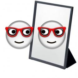 Exercez vous devant un miroir