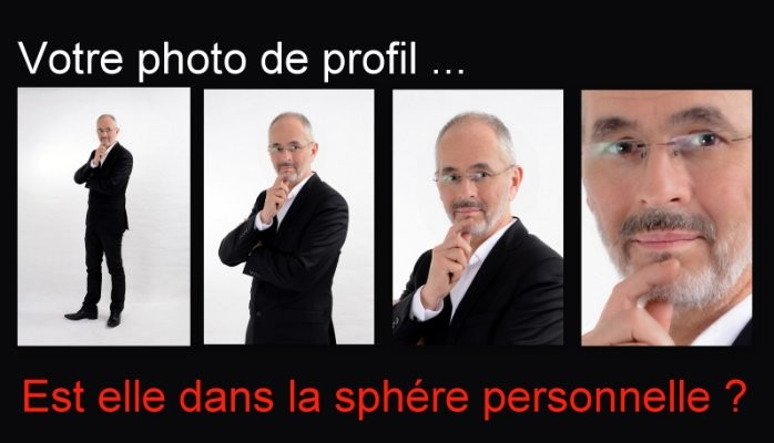 Conseil cadrage pour photo profil linkedin