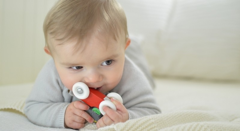 Photographe specialiste de Portrait bébé