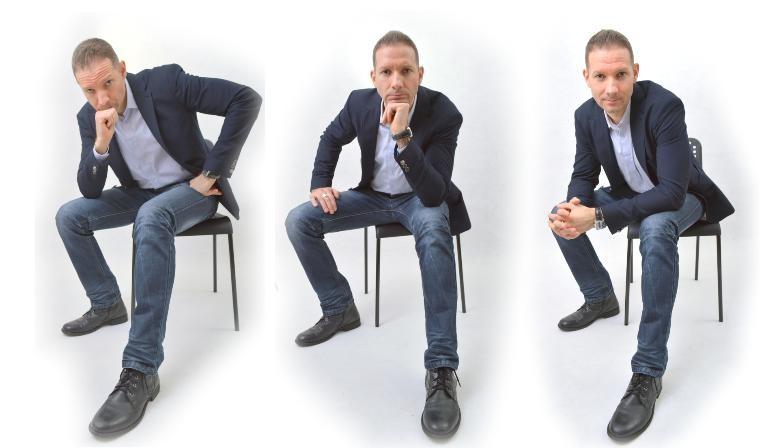 photographe portrait linkedin  cv  conseils de poses