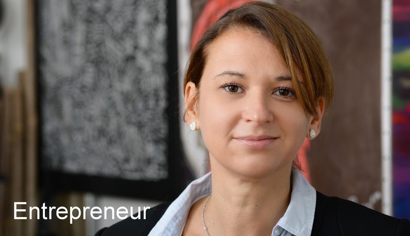 Photographe de portrait d'entrepreneur