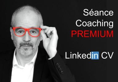 Coaching et conseil image et photo de profil LinkedIn et CV