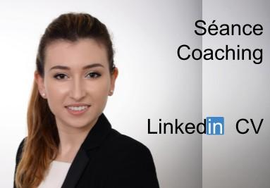 Photographe Spécialiste LinkedIn CV à paris